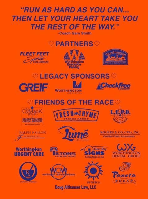Gary Smith sponsors 5-30-2017