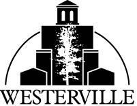 Westerville Logo-BW