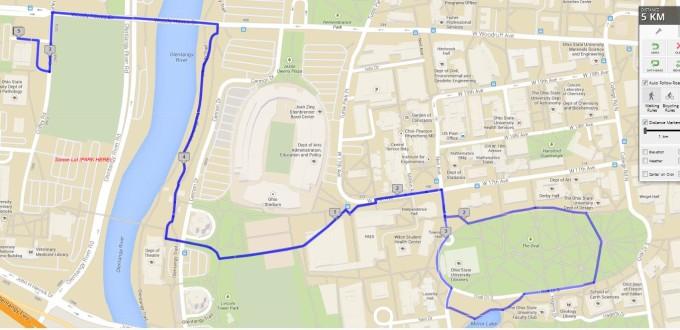 courseparkingmap