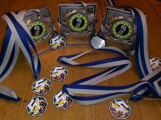 WKHS 5K Awards 2016