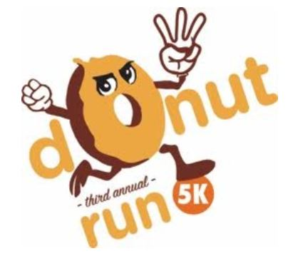 donut run_logo